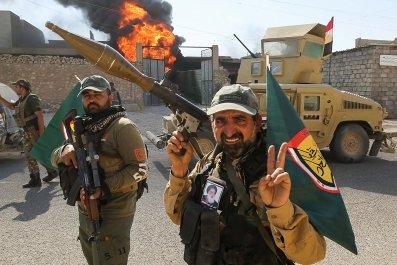 Iran War US Iraq PMU