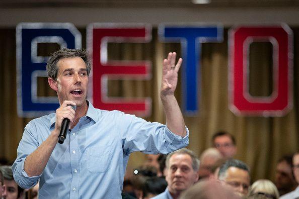 beto, o'rourke, campaign, 2020, election