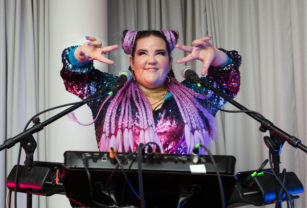 Who Won Eurovision 2018 Contest? Everything to Know About Israeli Singer Netta Barzilai