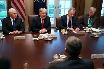 trump, administration, iran, military, airstrikes, invasion