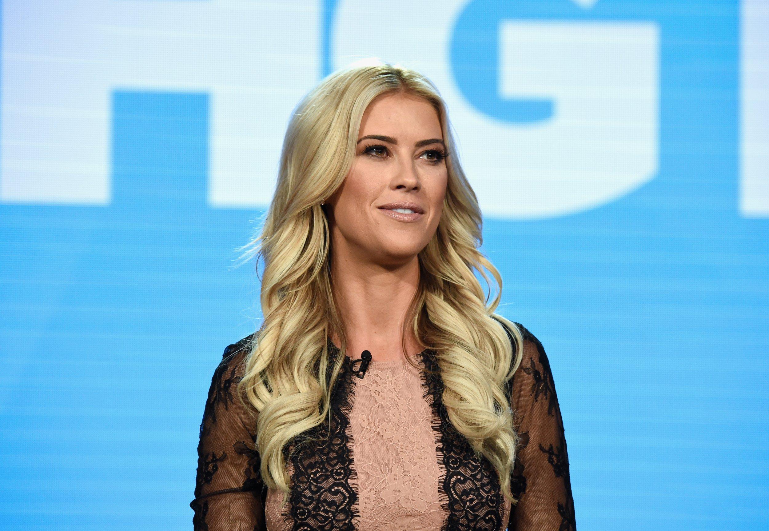 HGTV Star Christina Anstead Talks New Show