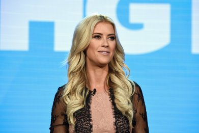 HGTV Star Christina Anstead Talks New Show