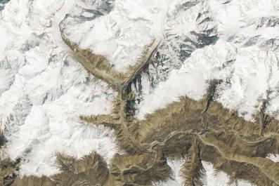 shishpare glacier