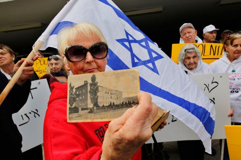 Poland Israel ambassador attacked racism