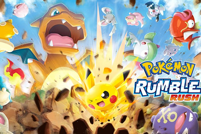 pokemon rumble rush mobile game release date