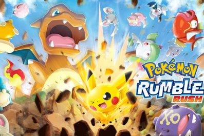pokemon rumble rush mobile game release date