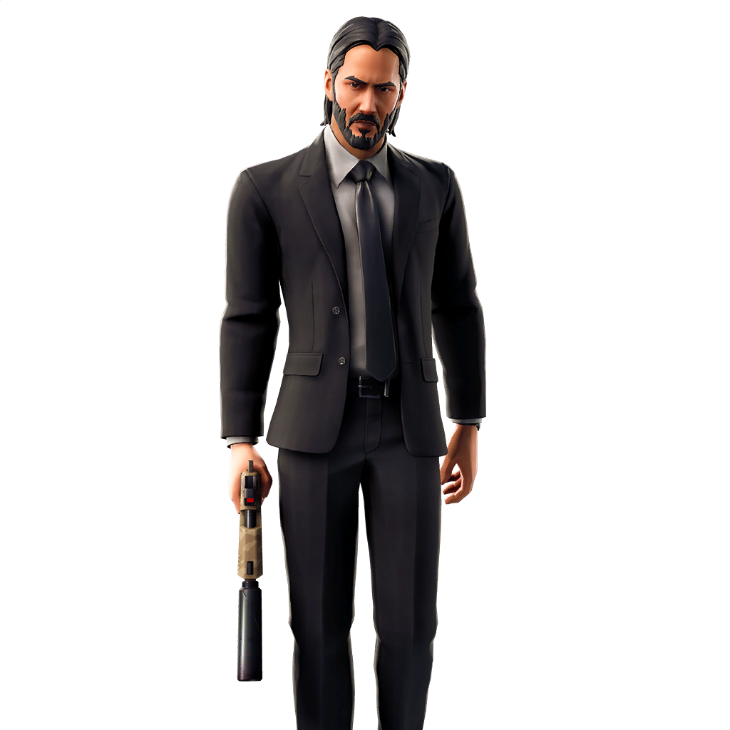 john, wick, leak, fortnite, skin, challenges, bounty, gold, tokens