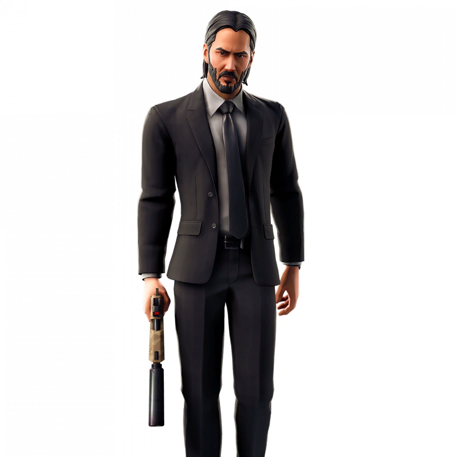 John Wick' X 'Fortnite' Challenges Leak: New Skins and Bounties ...