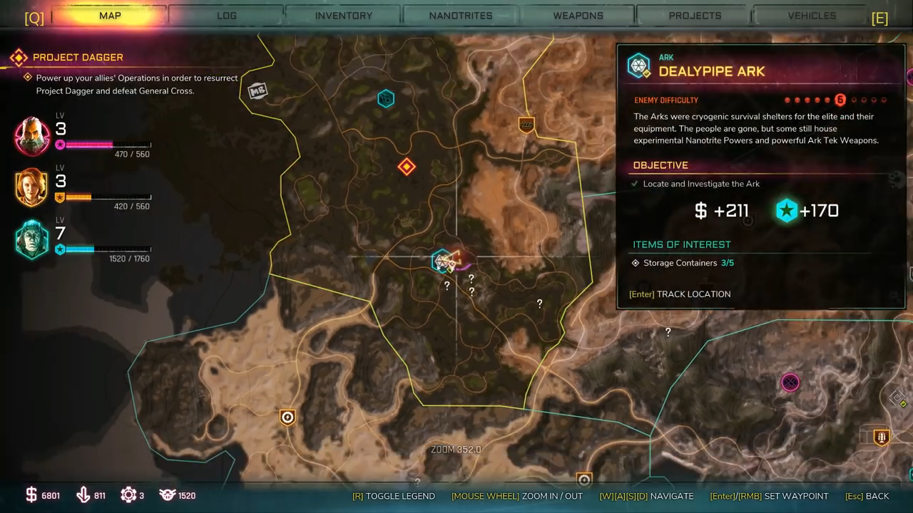 rage 2 dealypipe ark location