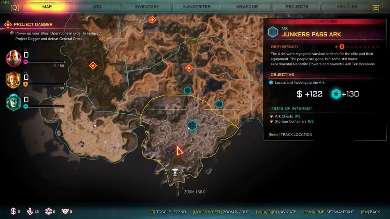 rage 2 junkers pass ark location