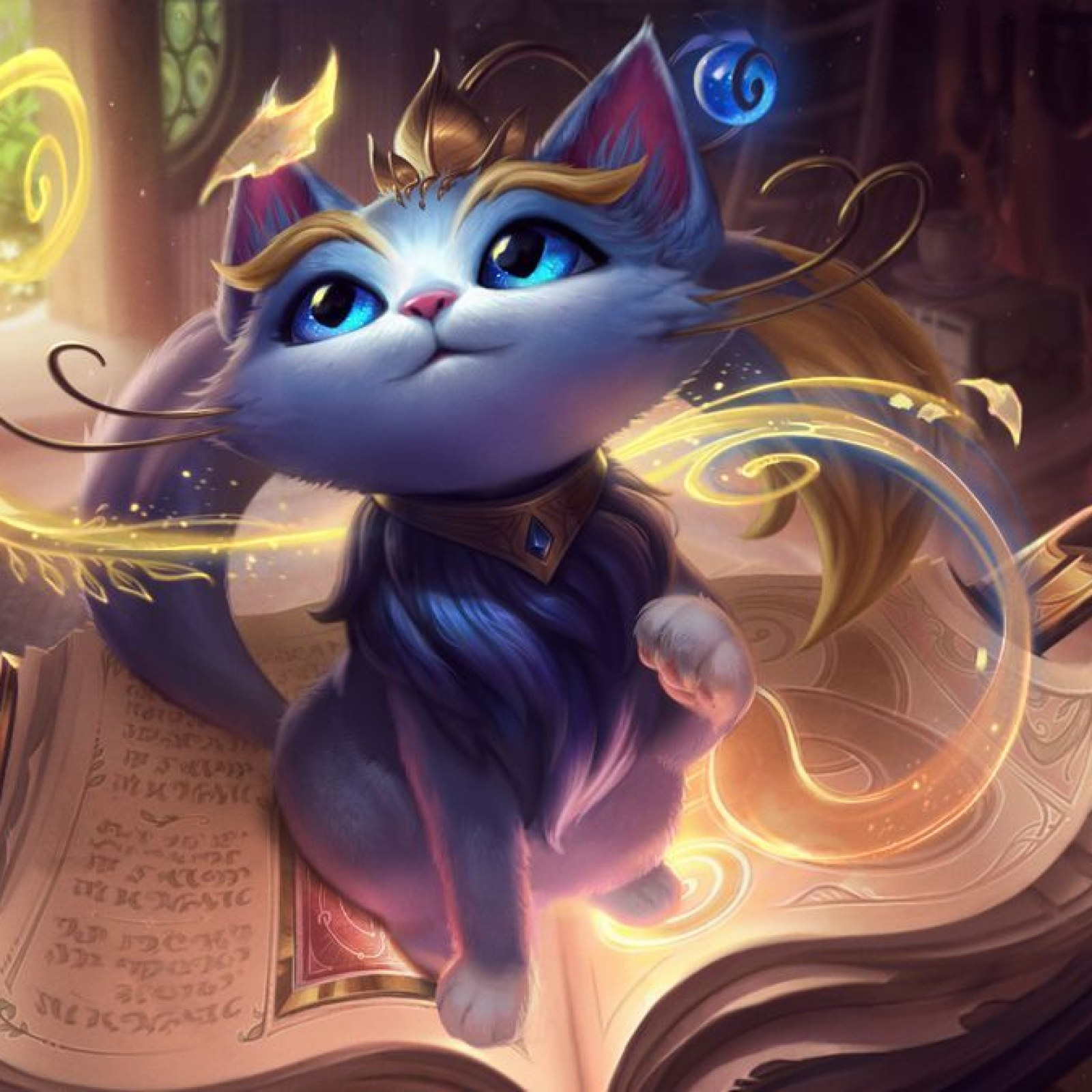 Don't Play Yuumi (Yet): New 'League of Legends' Champion