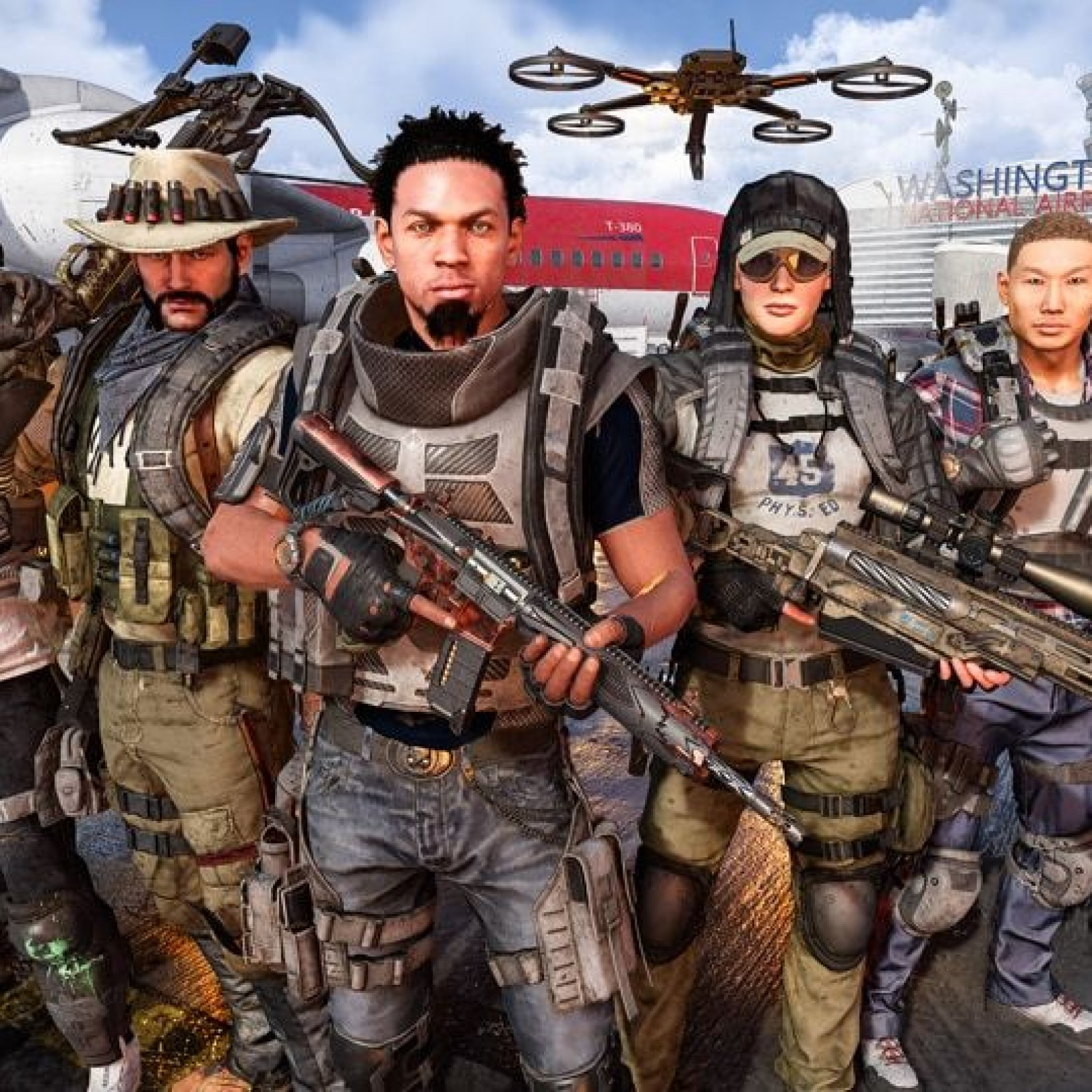 Division 2' Operation Dark Hours Raid Release Time, How to