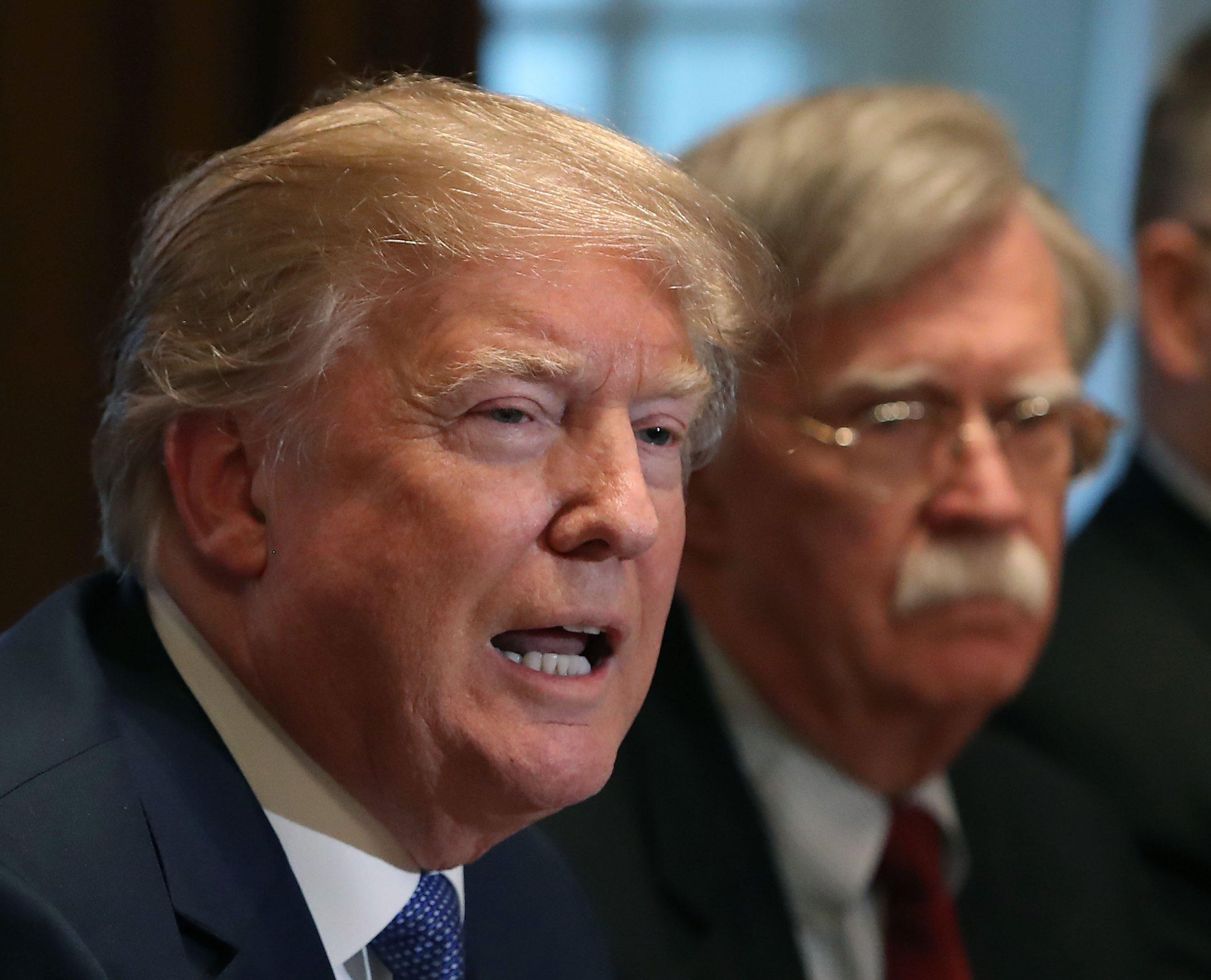 Donald Trump Iran talk deal negotiate War