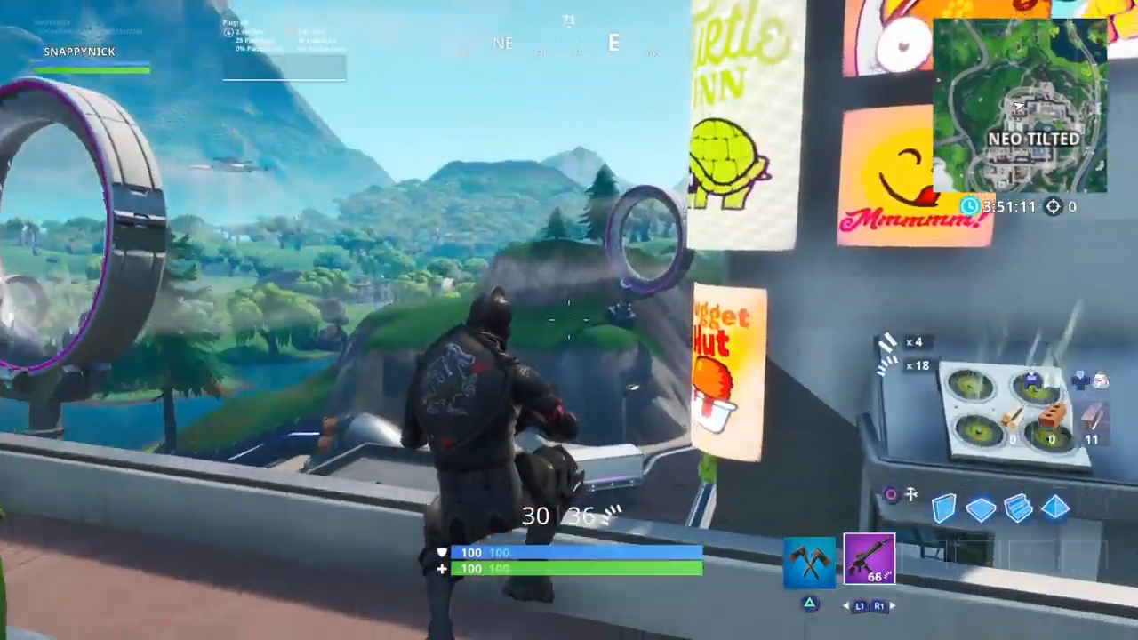 fortnite all air vent locations week 2 challenge guide - all air vents fortnite