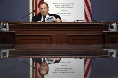 Jerry Nadler, Mueller report