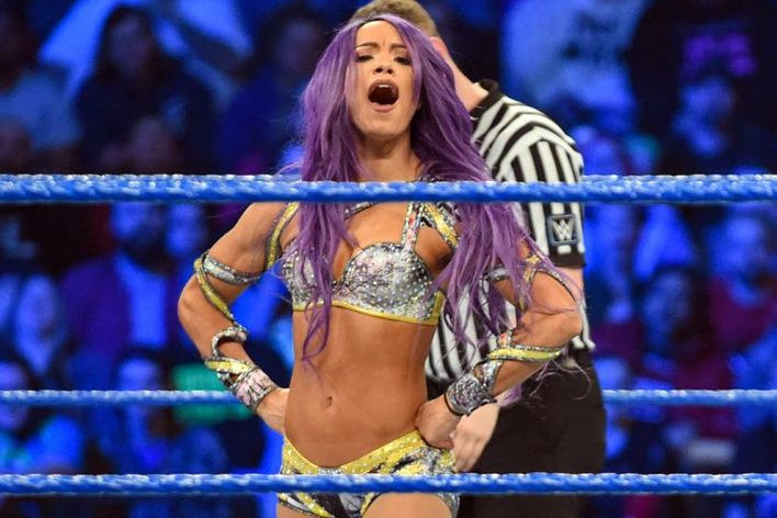 wwe sasha banks status update