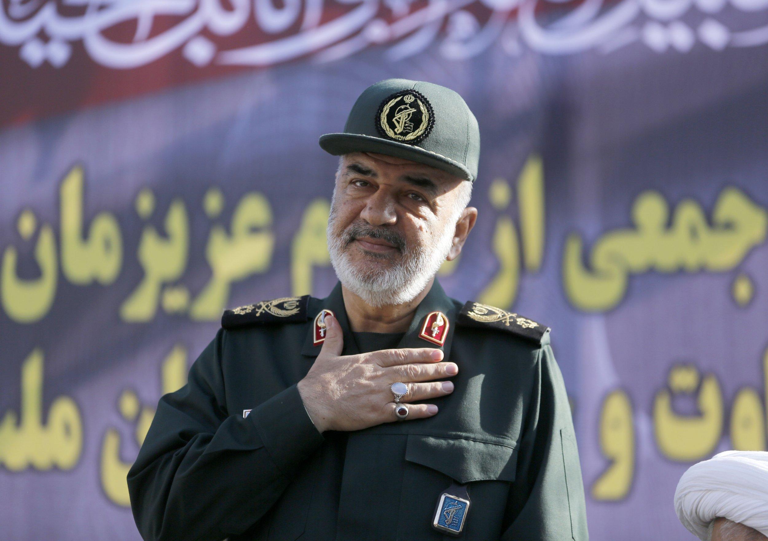 iran, military, leader, U.S., trump, revolution