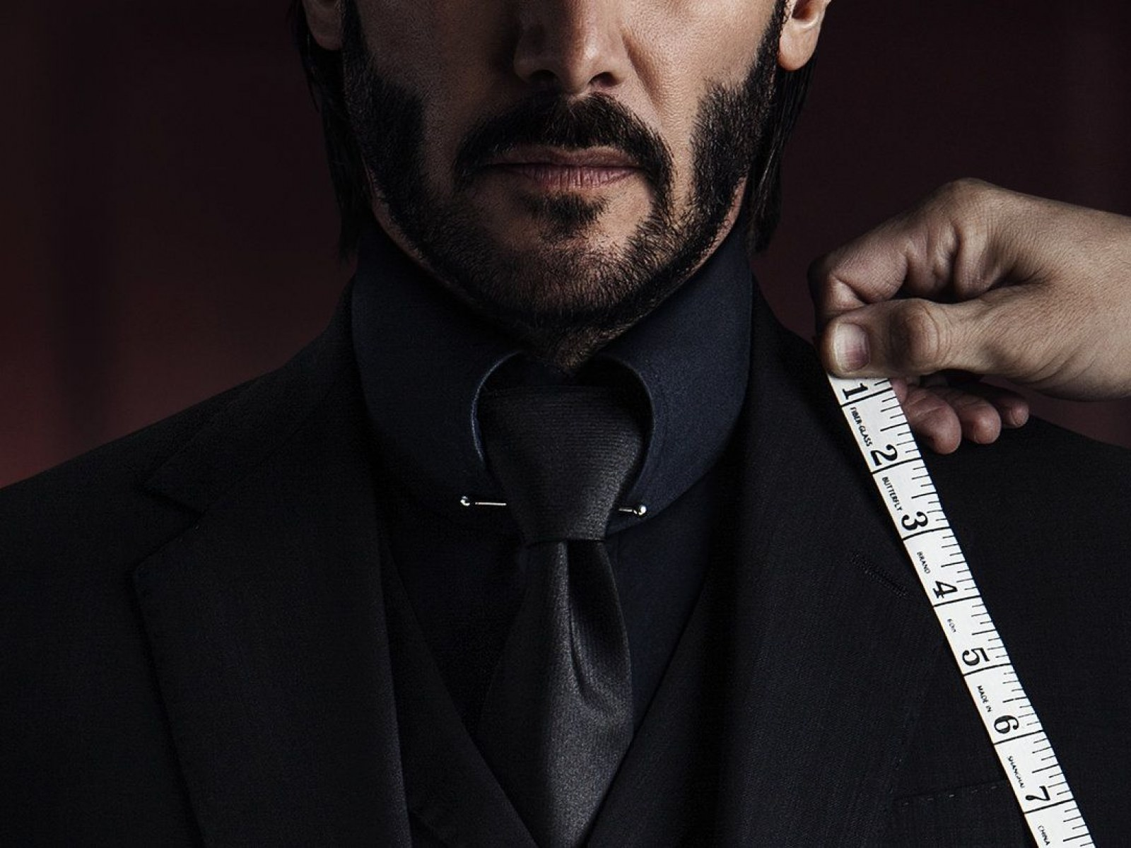 Why Keanu Reeves Needed 180 Suits For John Wick 3