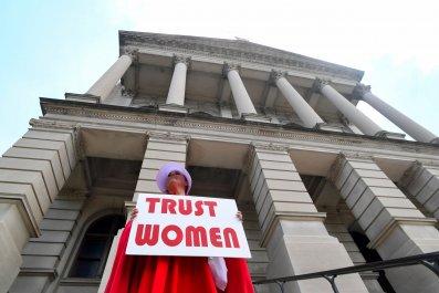 abortion Georgia Capitol