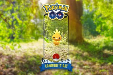 pokemon go community day shiny torchic start time