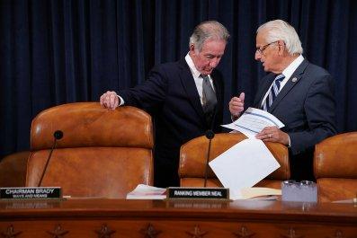 Democrats, punishments, Trump officials, withholding Trump's taxes