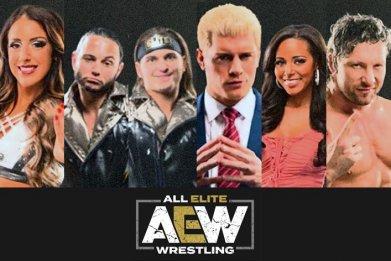 aew roster mens womens the elite all elite wrestling