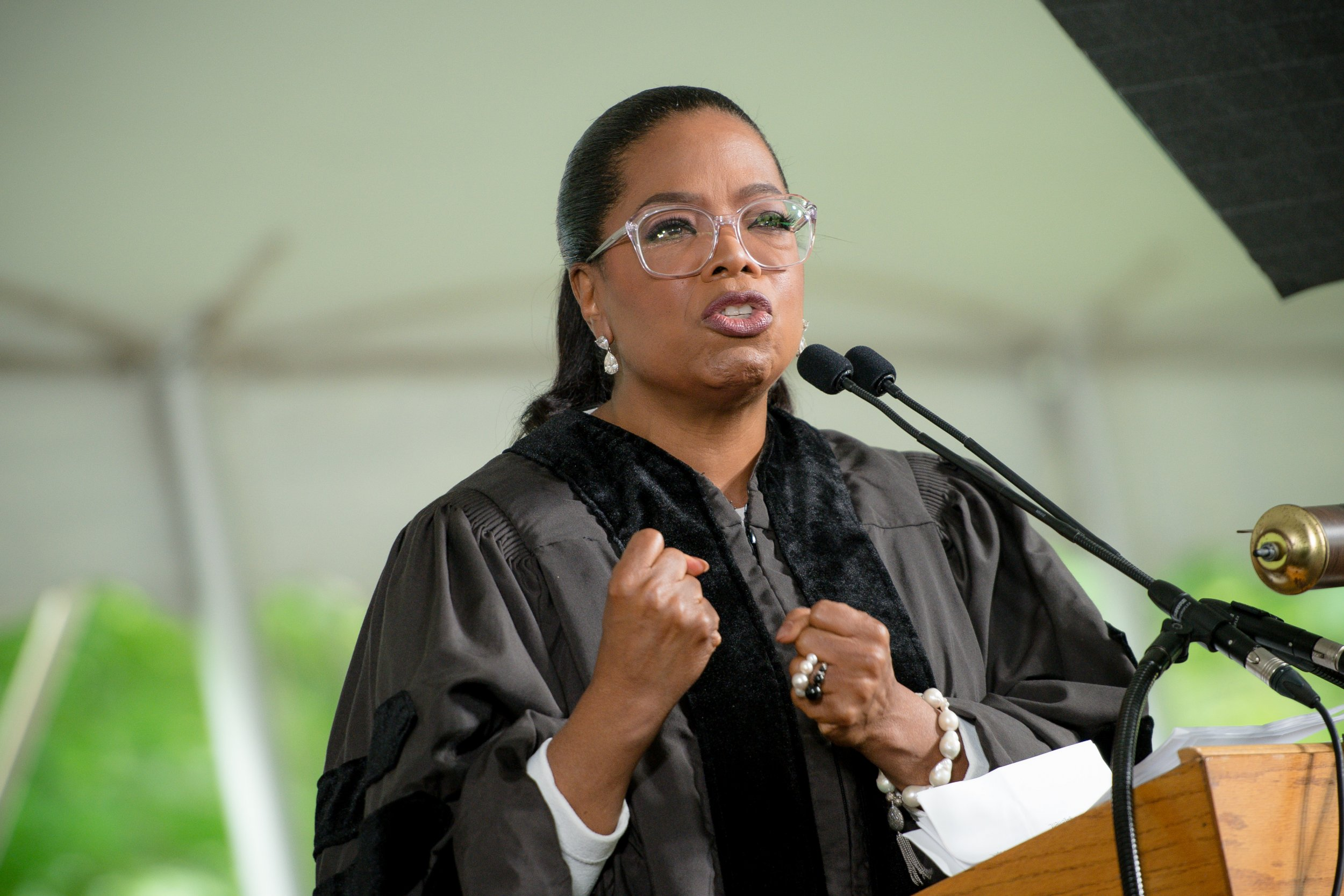 oprah winfrey colorado college