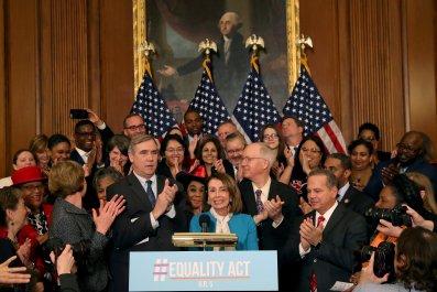equality act lgbt gay trans lesbian congress discrimination