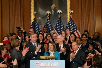 equality act lgbt gay trans lesbian congress discrimination