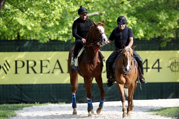 Preakness Stakes Improbable