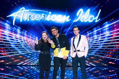 'American Idol' Top 3