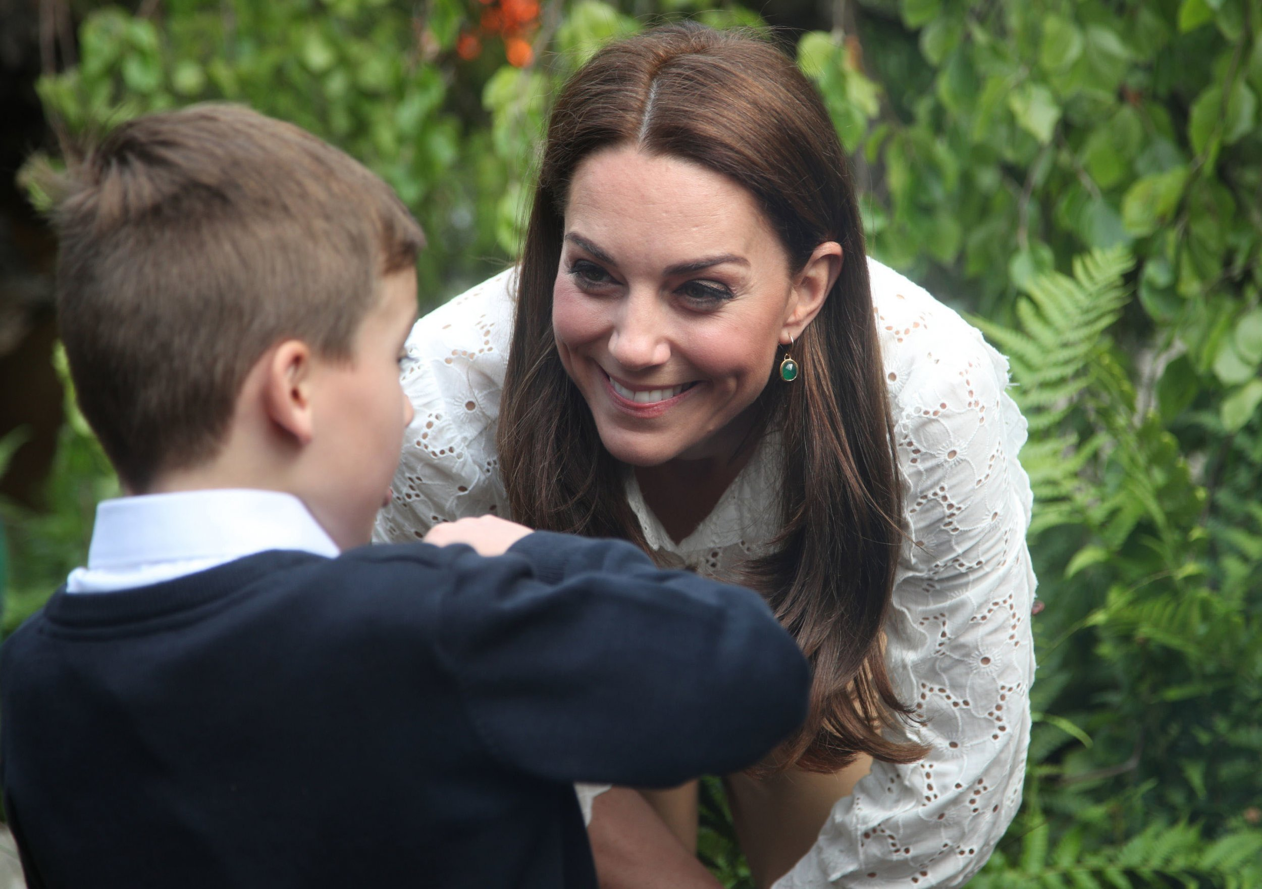 Kate Middleton, Garden