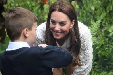 Kate Middleton, Garden