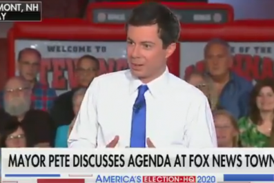 pete buttigieg fox news