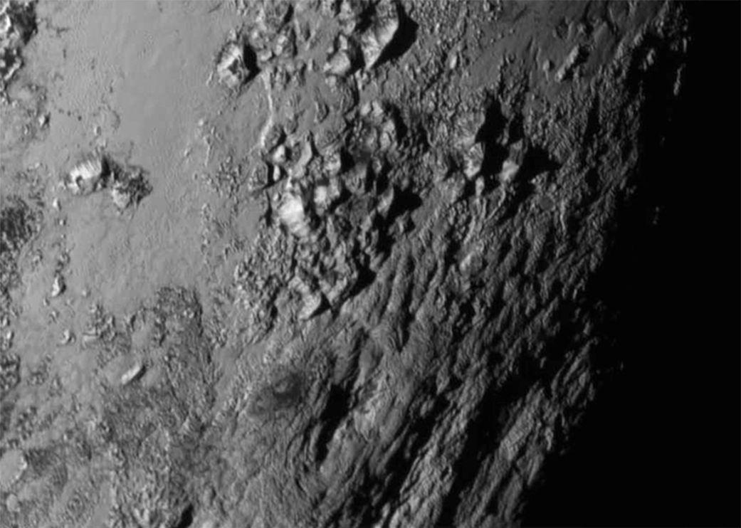 Pluto, New Horizons
