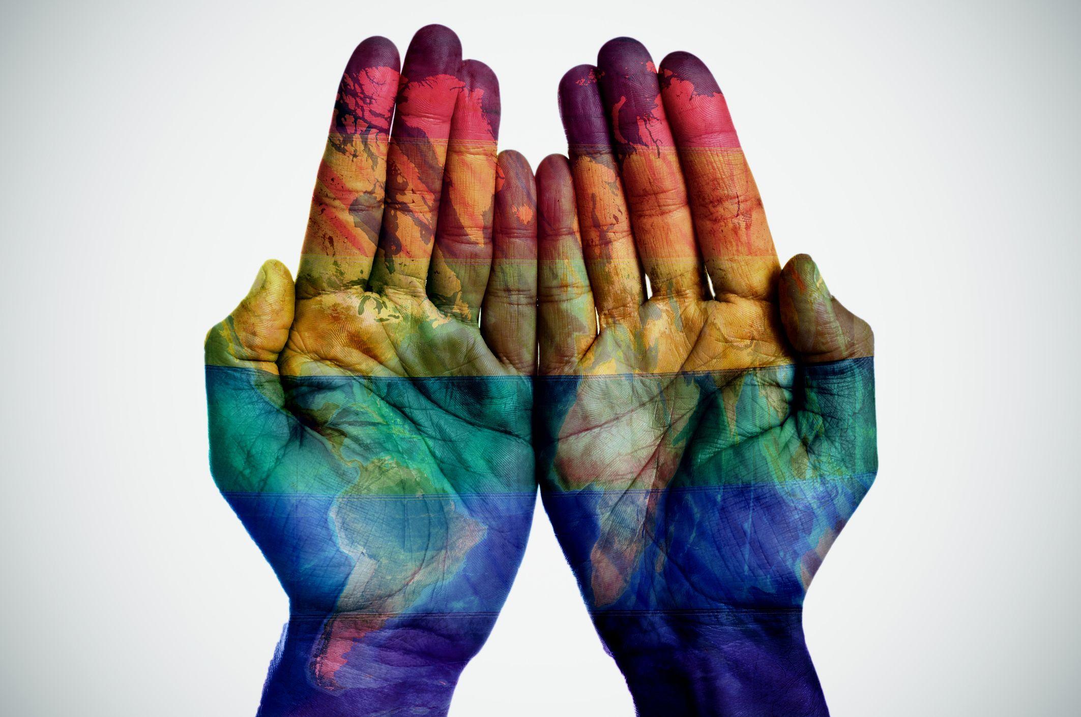 LGBT gay travel