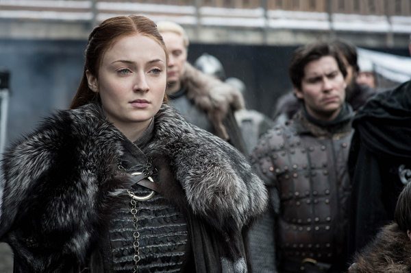 Sophie Turner Says Sansa's 'Game of Thrones' Ending Was Better Than What Fans Wanted