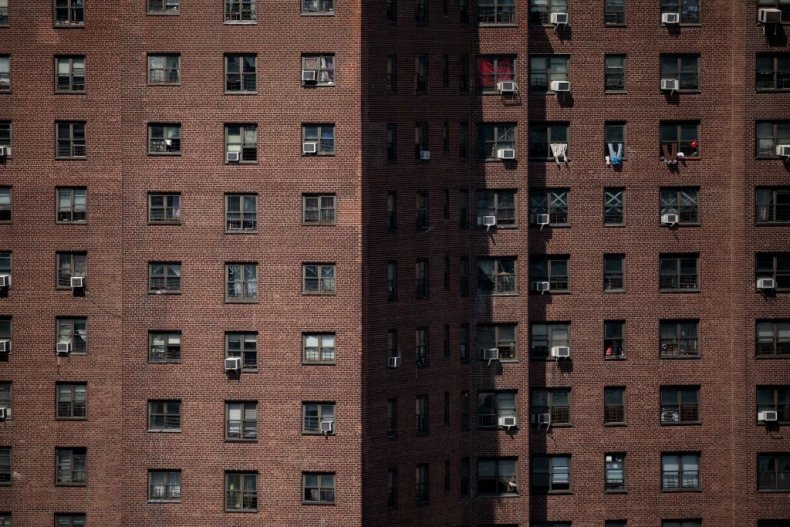 Alfred E. Smith Houses public housing NYC