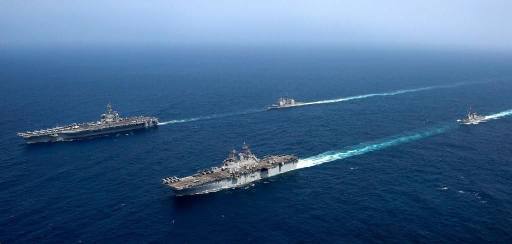 USSAbrahamLincolnArabianSea