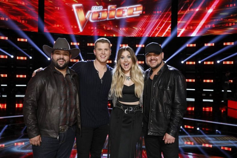 voice, 2019, finale, top, 4, results, recap, predictions, who, win, best, performances, tonight, season, 16,  episode 22 voting, app, itunes what song did tonight last night live blog