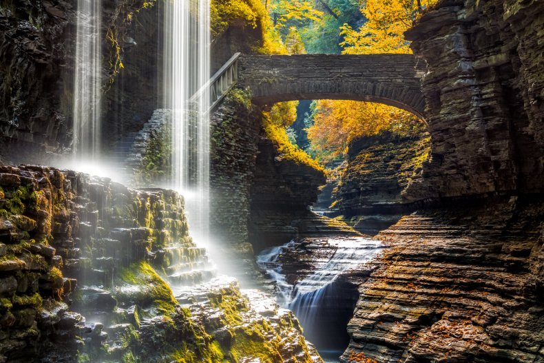 Watkins Glen State Park Ultima_Gaina Getty Images