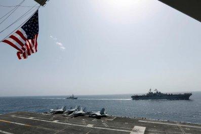 USSAbrahamLincolnArabianSea2