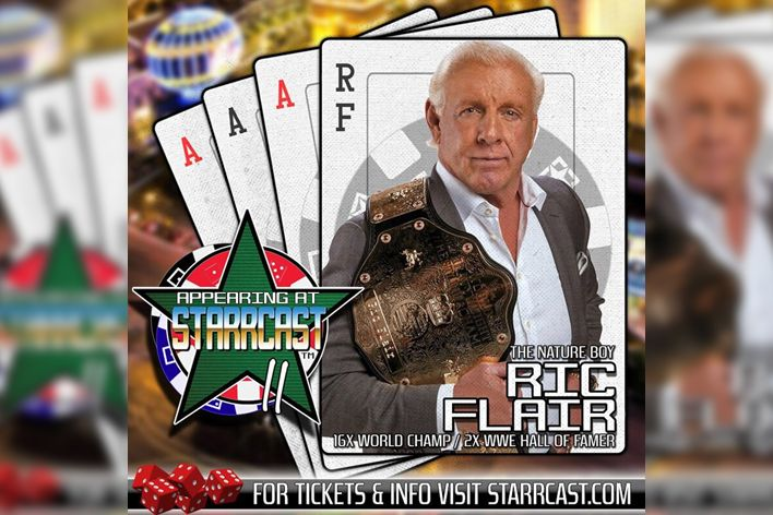 ric flair cancels starrcast 2 appearance surgery health update