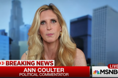 ann coulter msnbc