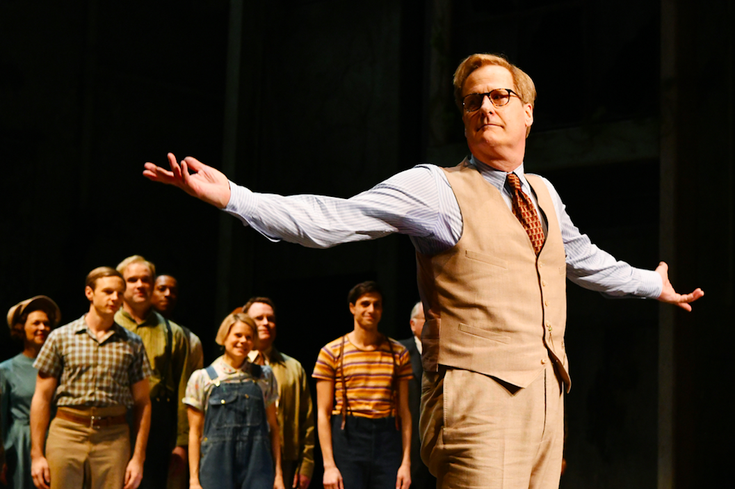 Jeff Daniels Political Views: Atticus Finch Actor Tells Newsweek America Can't Pretend Problems with Trump Aren't There