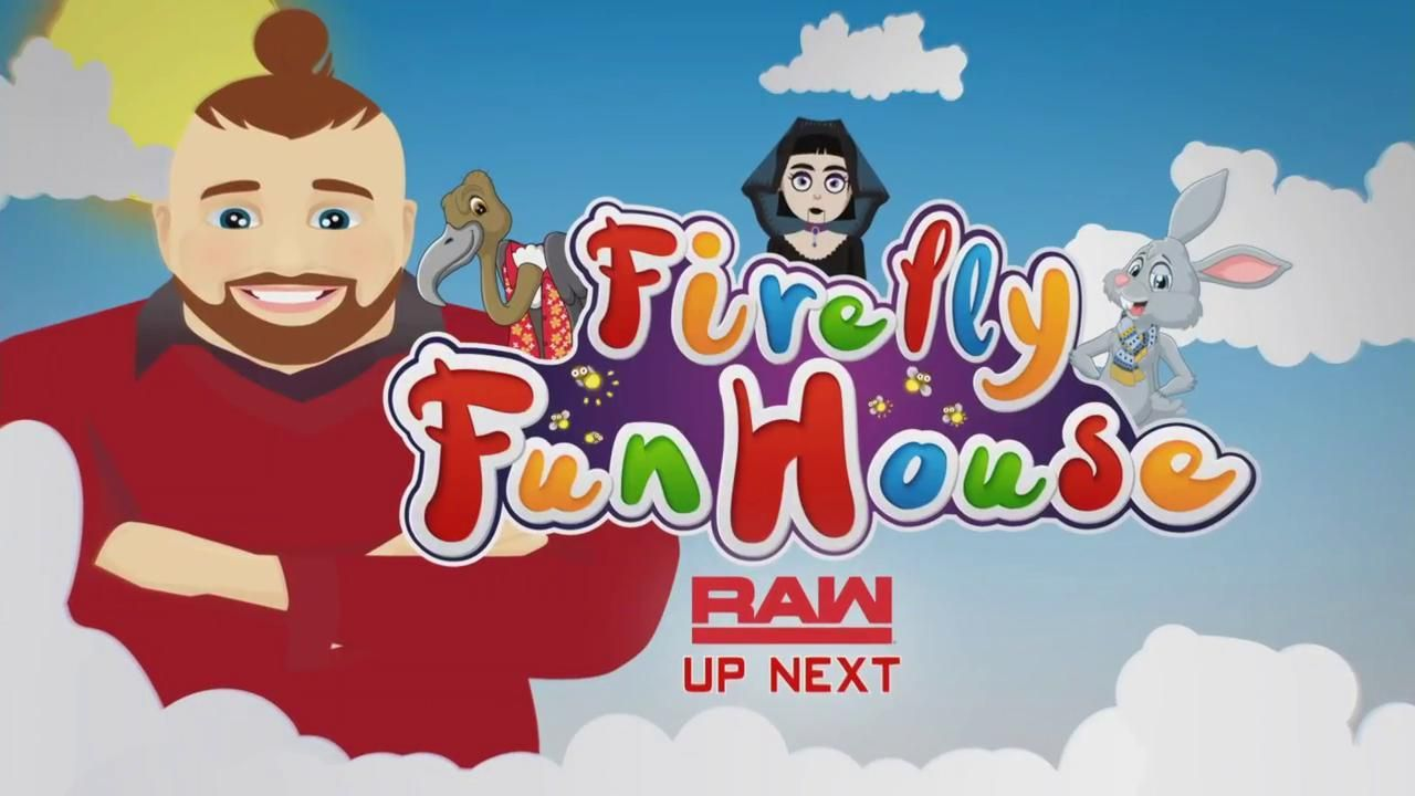 bray wyatt firefly fun house video episode 5 monday night raw