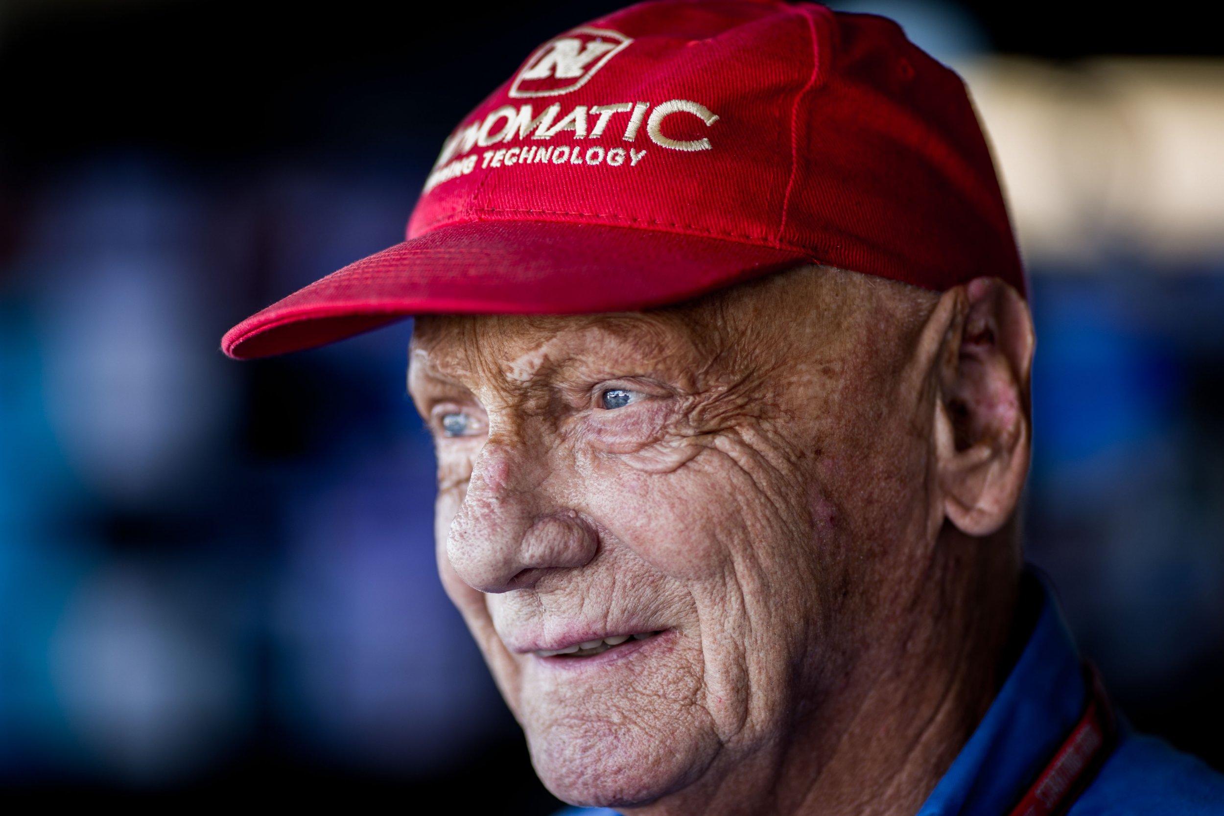 Niki Lauda, F1, Formula 1, Austria, Mercedes