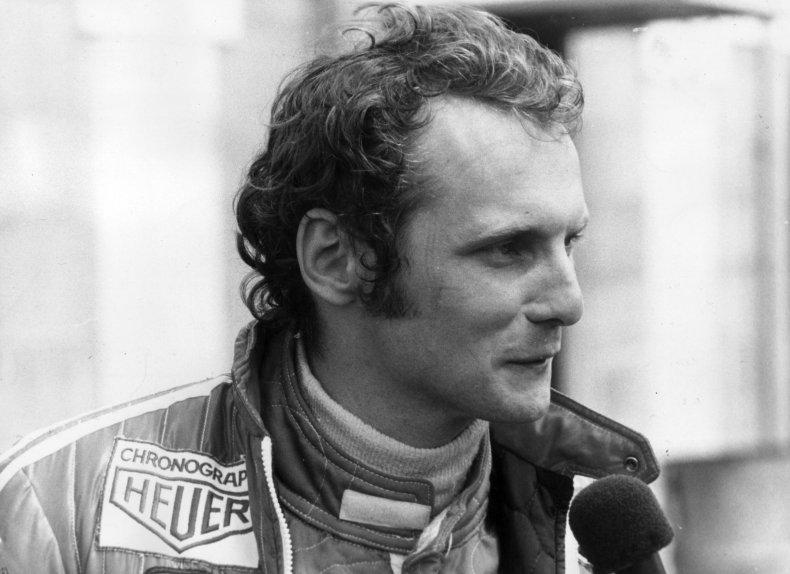 Niki Lauda, Formula 1