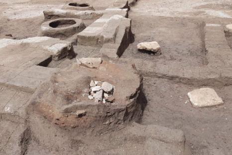 Cairo excavation