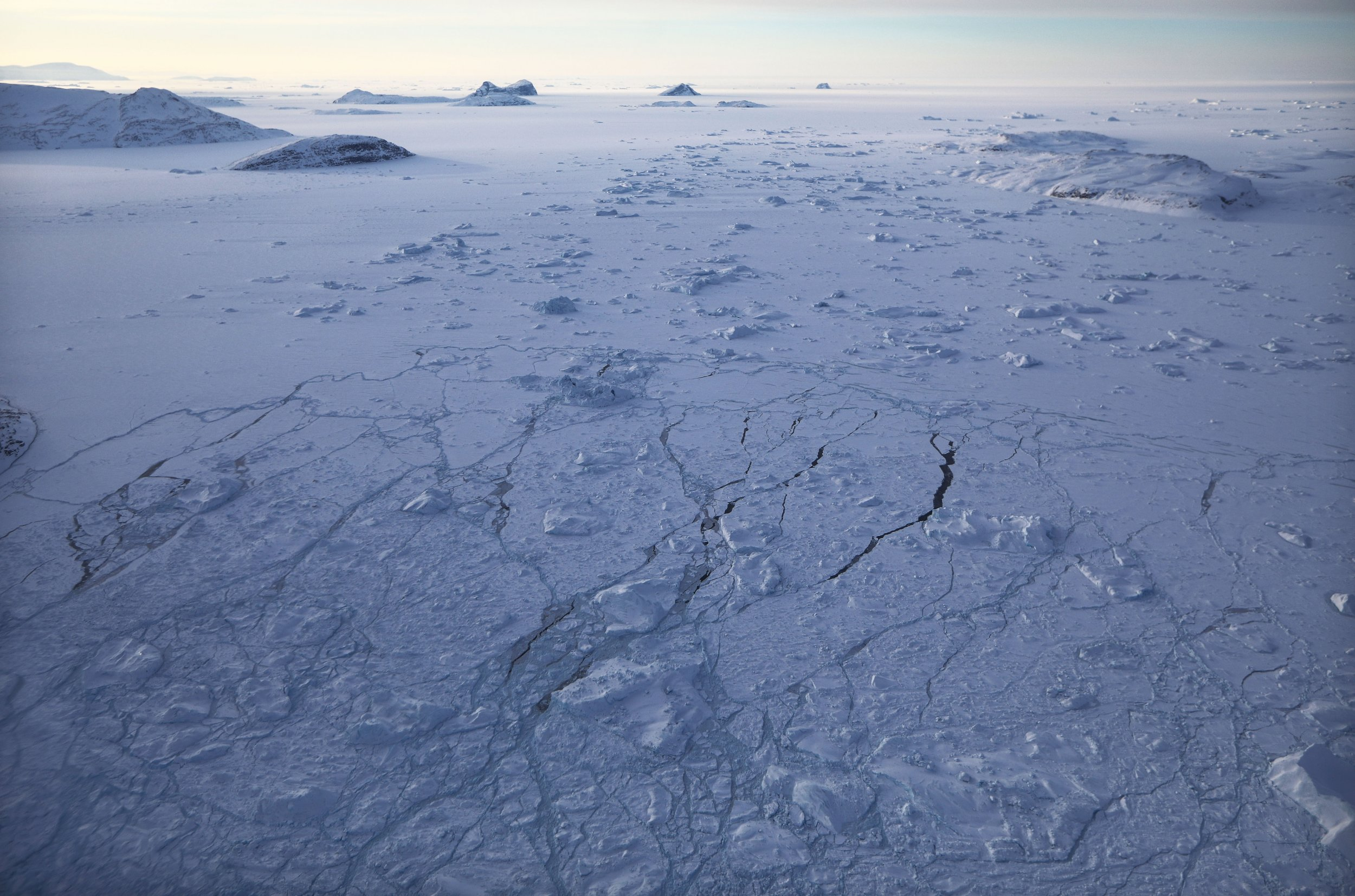 greenland, ice sheet, NASA
